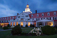Hotel Tadoussac, Quebec, Canada