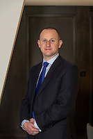 Mr Laurence Rickard, Deutsche Bank