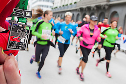 During 20th Ljubljana Marathon 2015, on October 25, 2015 in Ljubljana, Slovenia. Photo by Urban Urbanc / Sportida.com
