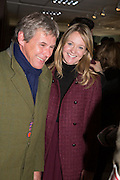 CHARLES GORDON-WATSON; KATE REARDON, Hennessy Gold Cup, The Racecourse Newbury. 30 November 2013.