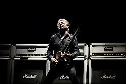 Status Quo performs at the LG Arena, Birmingham, United Kingdom.Picture Date: 17 December, 2012