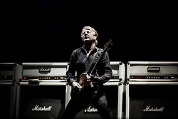 Status Quo performs at the LG Arena, Birmingham, United Kingdom.Picture Date: 17 December, 2012
