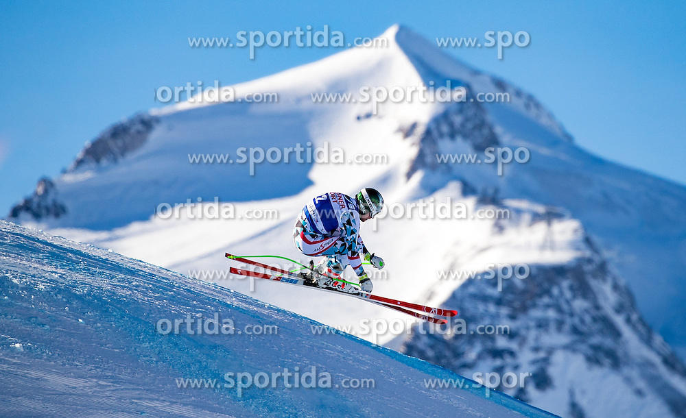 01.12.2016, Val d Isere, FRA, FIS Weltcup Ski Alpin, Val d Isere, Abfahrt, Herren, 2. Training, im Bild David Poisson (FRA) // David Poisson of France in action during the 2nd practice run of men's Downhill of the Val d Isere FIS Ski Alpine World Cup. Val d Isere, France on 2016/01/12. EXPA Pictures © 2016, PhotoCredit: EXPA/ Johann Groder