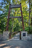 BBG suspension bridge