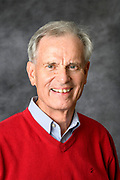 """Bill Schultz, author and motivational speaker, is pictured in studio portrait in Madison, Wis., on Nov. 2, 2018. Schultz, born with arm and leg deformities, is author of the autobiographical book, """"Short-Handed: A Young Boy's Triumph Over Adversity."""" (Photo by Jeff Miller, www.jeffmillerphotography.com)"""