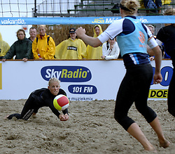 20-08-2006 VOLLEYBAL: NK BEACHVOLLEYBAL: SCHEVENINGEN<br />