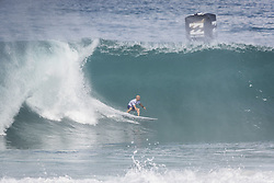 December 11, 2017 - Haleiwa, Hawaii, U.S. - Kelly Slater (USA) placed 1st in Heat 8 of  Round One at the Billabong Pipe Masters 2017 in Pipe  Oahu, Hawaii , USA..Billabong Pipe Masters 2017. (WSL via ZUMA Wire/ZUMAPRESS.com)