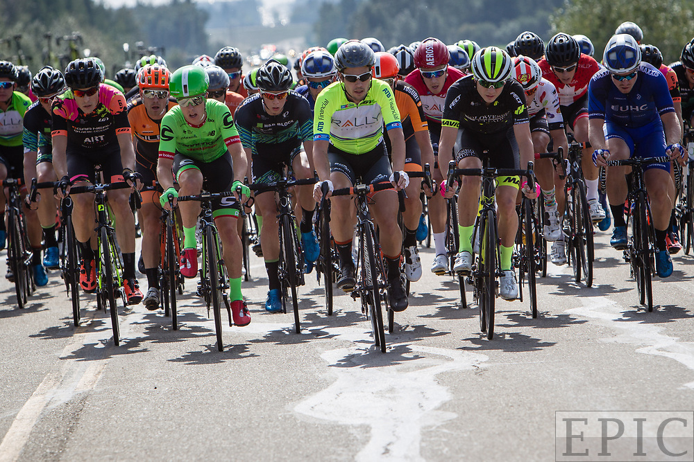 SPRUCE GROVE, ALBERTA, CAN - September 2: Stage 2 of the Tour of Alberta on September 2, 2017 in Spruce Grove, Canada. (Photo by Jonathan Devich)