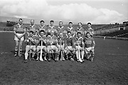 02/04/1967<br /> 04/02/1967<br /> 2 April 1967<br /> National Hurling League Semi-Final: Antrim v Kerry at Croke Park, Dublin.<br /> The Kerry team which defeated Antrim in the National Hurling League Semi-Final, Division II.
