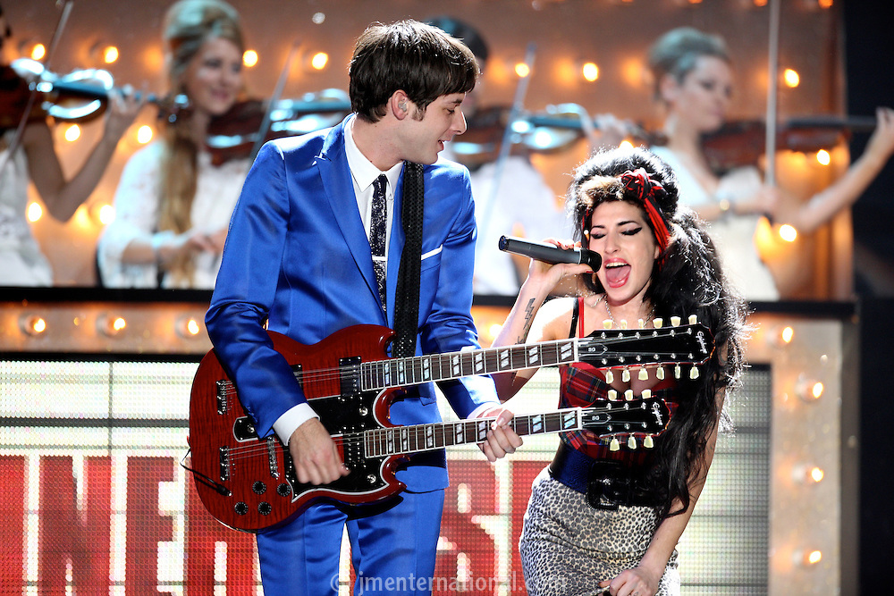 Mark Ronson & Amy Winehouse