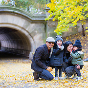 Tran Family - Prospect Park, Brooklyn