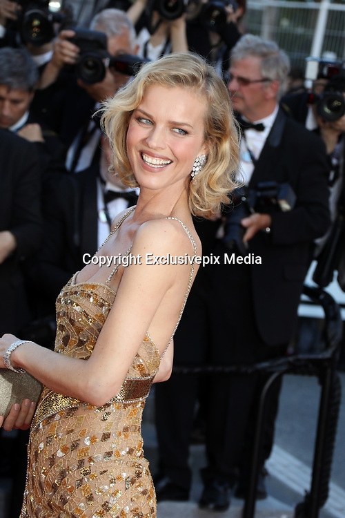 EVA HERZIGOVA- Opening Gala Red Carpet Arrivals, The 70th Annual Cannes Film Festival. <br /> <br /> RED CARPET 'THE GHOSTS OF ISMAEL' AND OPENING CEREMONY<br /> ©Exclusivepix Media