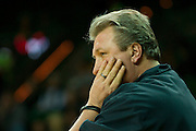 WACO, TX - JANUARY 28: West Virginia Mountaineers head coach Bob Huggins looks on against the Baylor Bears on January 28, 2014 at the Ferrell Center in Waco, Texas.  (Photo by Cooper Neill/Getty Images) *** Local Caption *** Bob Huggins