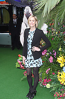 Jenni Falconer, Rio 2 - The UK Gala Screening, Vue West End, London UK, 30 March 2014, Photo by Brett D. Cove