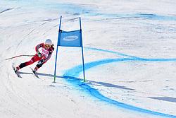 JEPSEN Mollie LW6/8-2 CAN competing in ParaSkiAlpin, Para Alpine Skiing, Super G at PyeongChang2018 Winter Paralympic Games, South Korea.