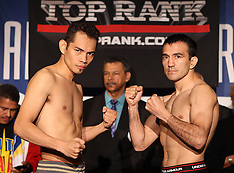 October 21, 2011: Nonito Donaire vs Omar Narvaez Weigh-In