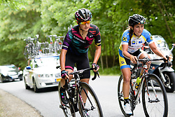 Not Guarischi's favourite terrain on a lumpy day at Thüringen Rundfarht 2016 - Stage 2 a 103km road race starting and finishing in Erfurt, Germany on 16th July 2016.