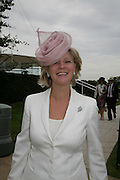 The  Countess of March, Glorious Goodwood. 2 August 2007.  -DO NOT ARCHIVE-© Copyright Photograph by Dafydd Jones. 248 Clapham Rd. London SW9 0PZ. Tel 0207 820 0771. www.dafjones.com.