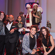 NLD/Hilversum /20131210 - Sky Radio Christmas Tree For Charity 2013, TVOH deelnemers,