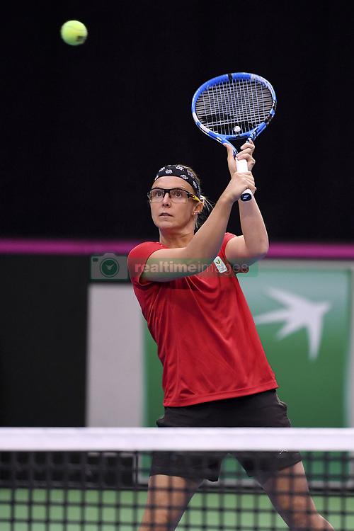 February 8, 2019 - Liege, France - Kirsten FLIPKENS (Credit Image: © Panoramic via ZUMA Press)