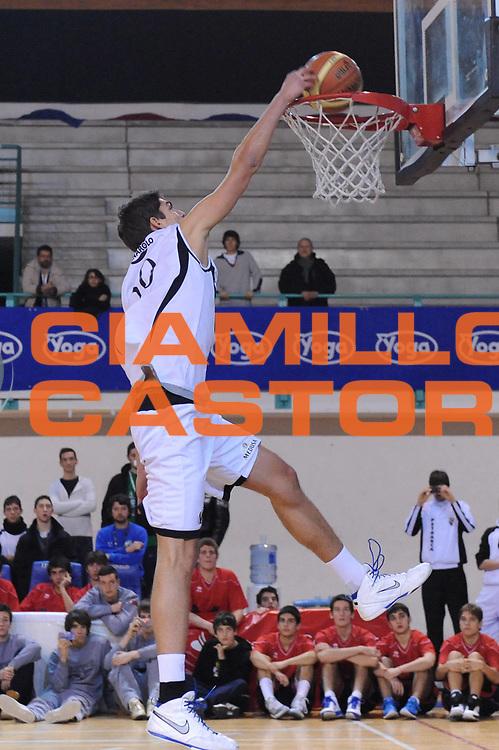 DESCRIZIONE : Bologna San Lazzaro Trofeo Bruna Malaguti Under 17 Finale Virtus Bologna Virtus Siena<br /> GIOCATORE : Adam Pechacek Gara Delle Schiacciate Slam Dunk Contest<br /> SQUADRA : <br /> EVENTO : Trofeo Bruna Malaguti Under 17<br /> GARA : Virtus Bologna Virtus Siena<br /> DATA : 09/01/2011<br /> CATEGORIA : curiosita<br /> SPORT : Pallacanestro<br /> AUTORE : Agenzia Ciamillo-Castoria/M.Marchi<br /> Galleria : Lega Basket A 2010-2011<br /> Fotonotizia : Bologna San Lazzaro Trofeo Bruna Malaguti Under 17 Finale Virtus Bologna Virtus Siena <br /> Predefinita :