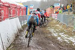 Nikola Noskova (CZE), Women Elite, Cyclo-cross World Championships Tabor, Czech Republic, 31 January 2015, Photo by Pim Nijland / PelotonPhotos.com