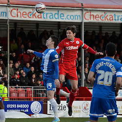Crawley v Peterborough | League One | 1 March 2014