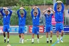 120704 - Lincoln City pre-season training
