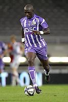 FOOTBALL - FRENCH CHAMPIONSHIP 2010/2011 - L1 - TOULOUSE FC v STADE BRESTOIS - 07/08/2010 - PHOTO ERIC BRETAGNON / DPPI - MOUSSA SISSOKO (TOU)