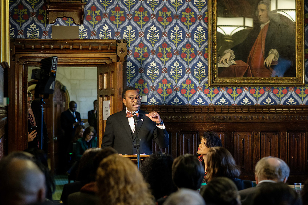 The All Party Parliamentary Group (APPG) for Africa and the APPG for Trade Justice are holding a day-long parliamentary symposium on UK-Africa Trade and Brexit. This will build on the APPG for Africa's 2017 report on Africa-UK Trade and Development Relations Post-Brexit. (Photos/Ivan Gonzalez)