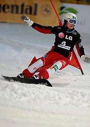 10-10-2010 SNOWBOARDEN: LG FIS WORLDCUP: LANDGRAAF.First World Cup parallel slalom of the season / MARGUC Rok SLO.©2010-WWW.FOTOHOOGENDOORN.NL. / SPORTIDA PHOTO AGENCY