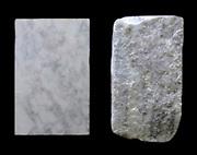 Marble, Carrara, Italy
