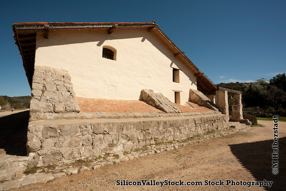 La Purisima Mission State Historic Park, California