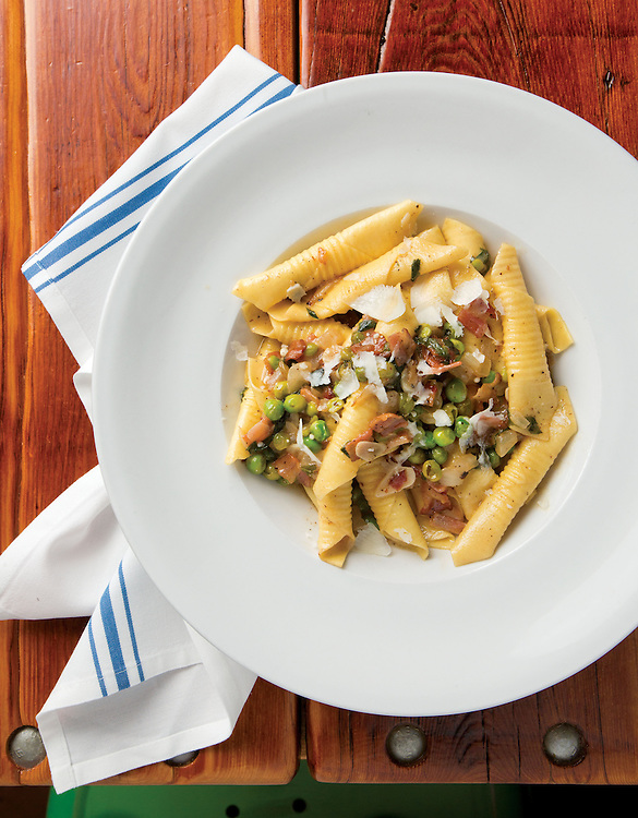 Garganelli at La Tavola in Grandview. (Will Shilling/Crave)