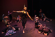 NAIDOC Day performance - Gulliah Gundala by Gulliah performers in Kalgoorlie Goldfields Arts Center.