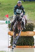 Tess Heutiere Mili ridden by Didier Willefert Adc in the Equi-Trek CCI-L4* Cross Country during the Bramham International Horse Trials 2019 at Bramham Park, Bramham, United Kingdom on 8 June 2019.
