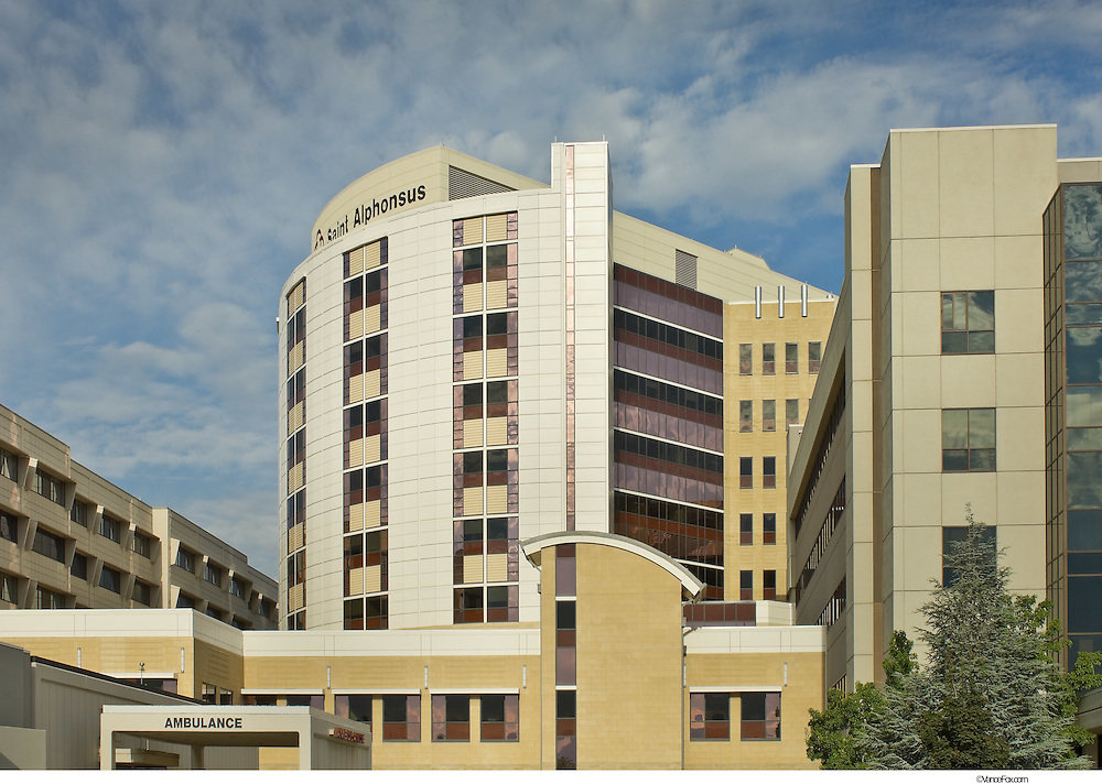 Hospital st alphonsus regional medical center in boise for Architects in boise idaho