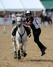 France-Equestrian, World Mounted Games, August 24