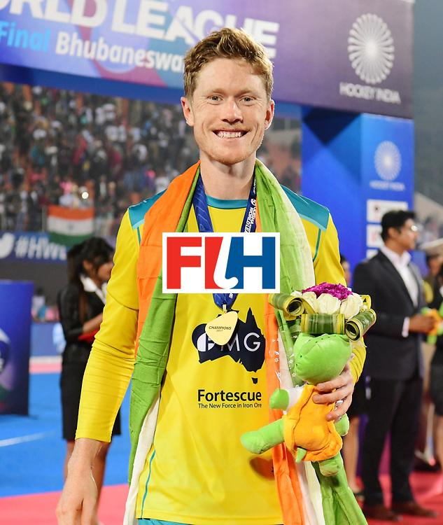 Odisha Men's Hockey World League Final Bhubaneswar 2017<br /> Match id:<br /> Ceremony<br /> Foto: <br /> COPYRIGHT WORLDSPORTPICS FRANK UIJLENBROEK