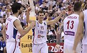 DESCRIZIONE : Berlino Berlin Eurobasket 2015 Group B Serbia Germany<br /> GIOCATORE : Serbia Esultanza<br /> CATEGORIA : Esultanza<br /> SQUADRA : Serbia<br /> EVENTO : Eurobasket 2015 Group B<br /> GARA : Serbia Germany<br /> DATA : 05/09/2015<br /> SPORT : Pallacanestro<br /> AUTORE : Agenzia Ciamillo-Castoria/R.Morgano<br /> Galleria : Eurobasket 2015<br /> Fotonotizia : Berlino Berlin Eurobasket 2015 Group B Serbia Germany