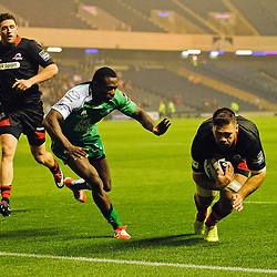 Edinburgh v Connacht | Pro12 | 12 September 2014