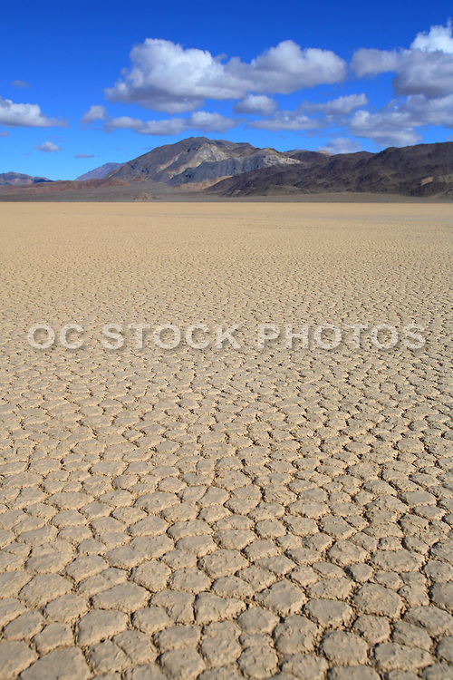 Race Track At Death Valley