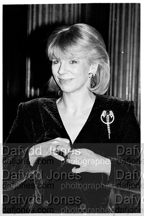 Annette Worsley-Taylor, London, 1987.