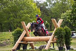 De Cleene Wouter, BEL, Boy<br /> Grandorse Horse Trials - Kroneneberg 2019<br /> © Hippo Foto - Dirk Caremans<br /> 05/05/2019