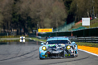 Richard Lietz (AUT) / Michael Christensen (DNK) #77 Dempsey Proton Racing Porsche 911 RSR, Free Practice 1  as part of the WEC 6 Hours of Spa-Francorchamps 2016 at Spa-Francorchamps, Stavelot, , Belgium . May 05 2016. World Copyright Peter Taylor/PSP.  Copy of publication required for printed pictures.  Every used picture is fee-liable. http://archive.petertaylor-photographic.co.uk