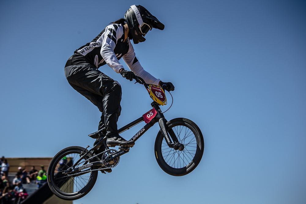 2018 Youth Olympic Games<br /> Buenos Aires, Argentina<br /> Mixed BMX - Race<br /> SMITH Jessie (NZL)
