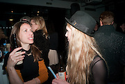 JAHLIA OSHA; LUCY BARBER, BIRDS EYE VIEW INTERNATIONAL WOMEN'S DAY  RECEPTION, BFI Southbank. London. 8 March 2012.