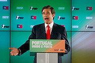 Pedro Passos Coelho, the leader of the Social-Democratic Party (center-right) won the general elections in Portugal with 38% of the voting and will be the next Prime-Minister in a time when the country will have to fulfill the agreement sign by the retiring Socialist Party with the IMF and the European Union for finantial aid. The new government will be a cohalition with the Christian Democratics to form a majority in the new parliament.
