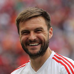 July 1, 2018 - Moscow, Russia - July 01, 2018, Russia, Moscow, FIFA World Cup 2018, the playoff round. Football match Spain - Russia at the stadium Luzhniki. Player of the national team Vladimir Granat. (Credit Image: © Russian Look via ZUMA Wire)