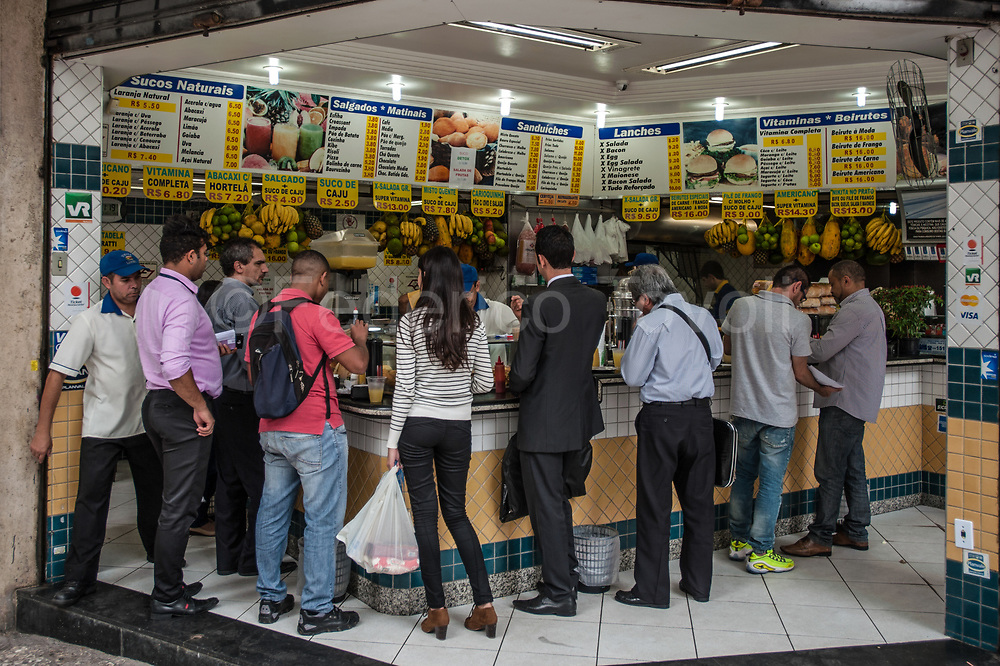 """Lanchonete"", a Paulista version of fast food, there are a lot  throughout the city, good food at affordable prices"